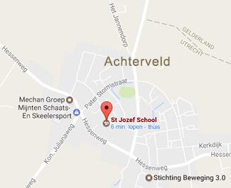 Basisschool St. Jozef Achterveld Locatie