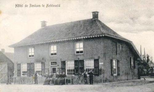 Achterveld geschiedenis Roskam