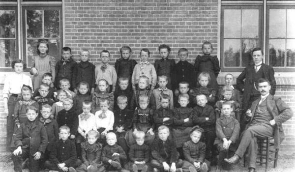 Groepsfoto 1913