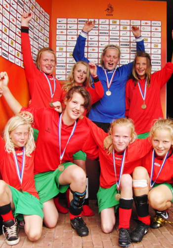 KNVB finale 2011