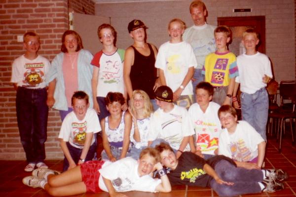 Kalenberg groep 1990