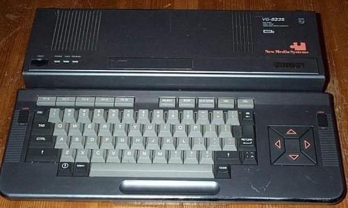 MSX computer