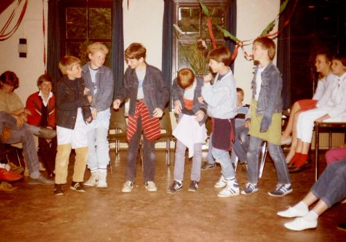 kamp gr 8 Putten 1984
