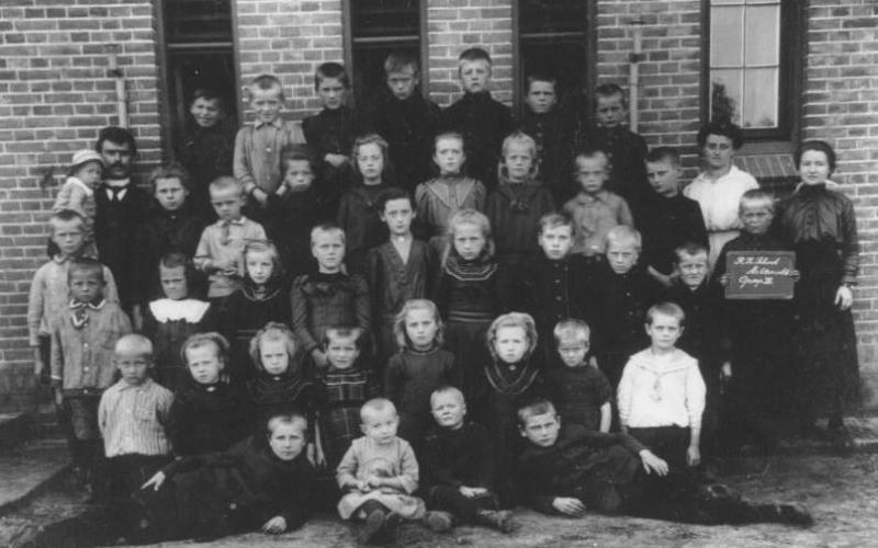 Groepsfoto 1917
