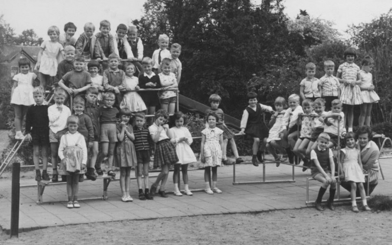 kleuterklas1963