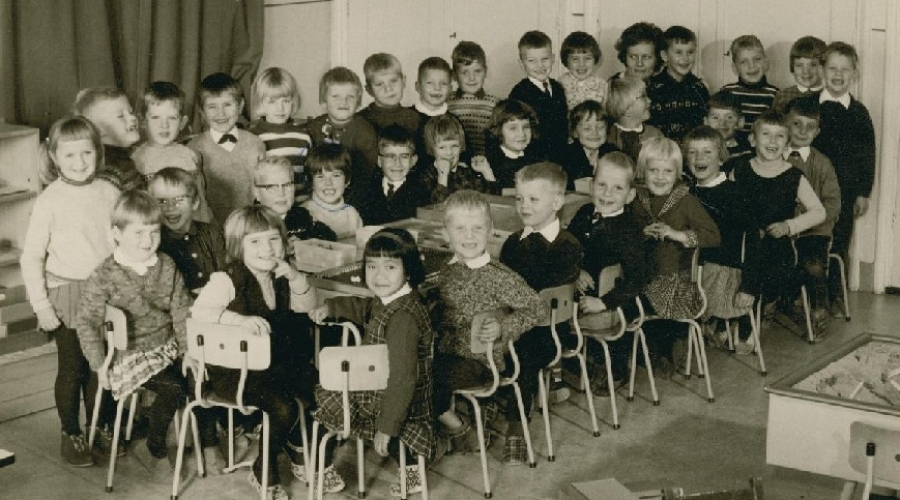 kleuterklas 1965 – 1966
